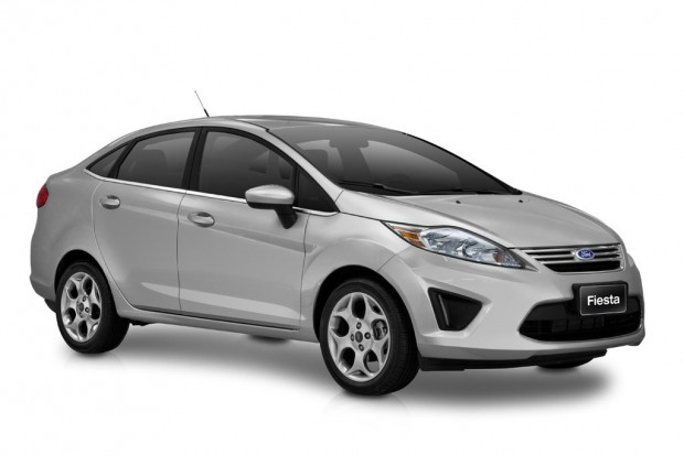 Precios del Ford Fiesta Kinetic Design Sedan