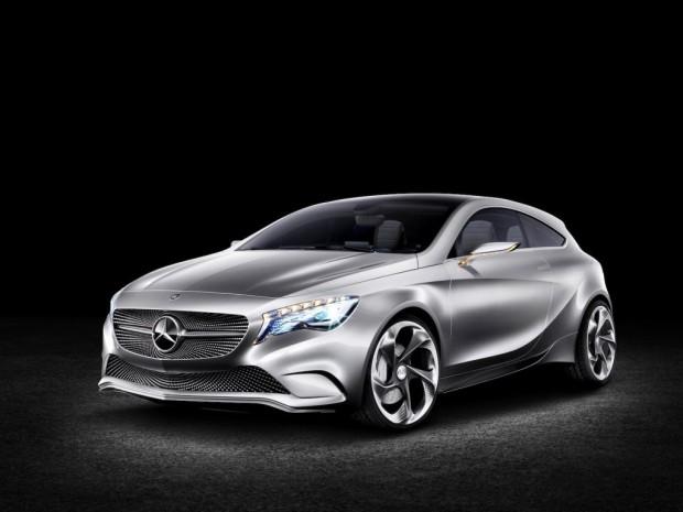 Mercedes Benz Clase A Concept