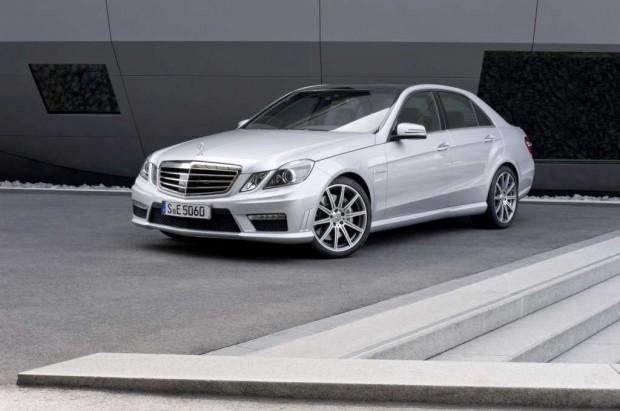 Mercedes E 63 AMG nuevo motor V8 biturbo de 5.5 litros