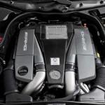 Mercedes Benz E63 AMG motor 5.5 litros 2011 08