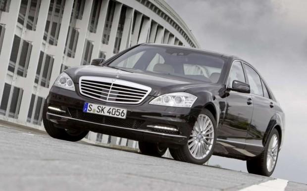 Mercedes Benz S 350 BlueTEC ahora con Start/Stop