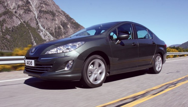 Peugeot 408, Lanzamiento oficial