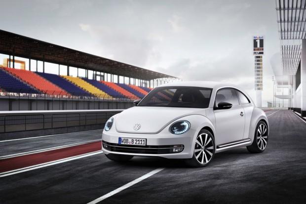 Volkswagen Beetle 2012 en Shangai