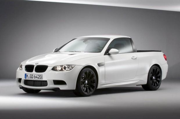 BMW M3 Pickup (eh!?…)