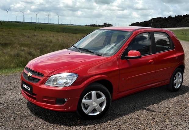 Chevrolet Celta, desde 44.000 pesos
