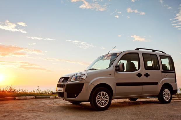 Fiat Doblo Gama 2012