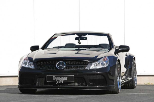 Mercedes-Benz SL65 AMG by Inden Design