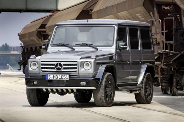 Mercedes Benz Clase G BA3  presenta dos ediciones especiales 2011