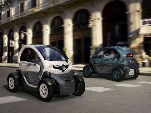 Renault Twizy precios y características técnicas oficiales