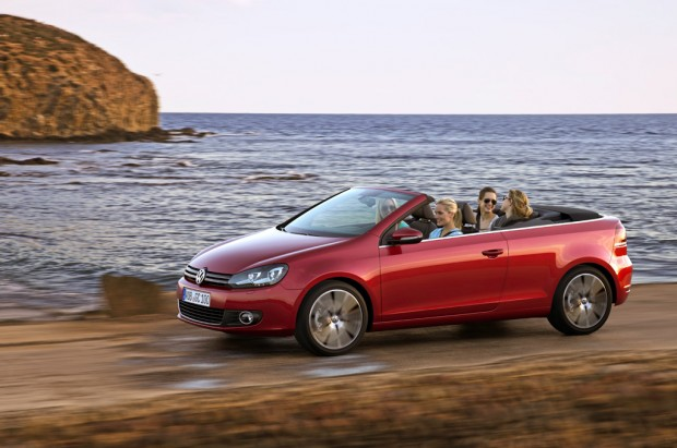 Nuevo Volkswagen Golf Cabriolet 2011
