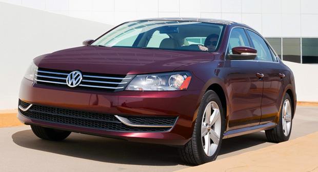 Volkswagen Passat para los Estado Unidos
