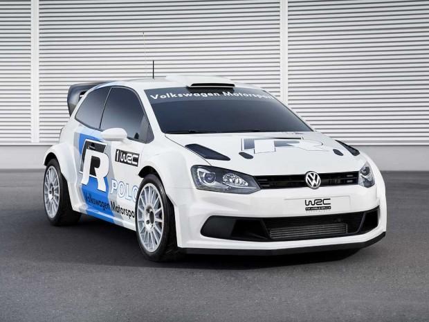 Volkswagen Polo R WRC con 300 CV para el Mundial de Rally