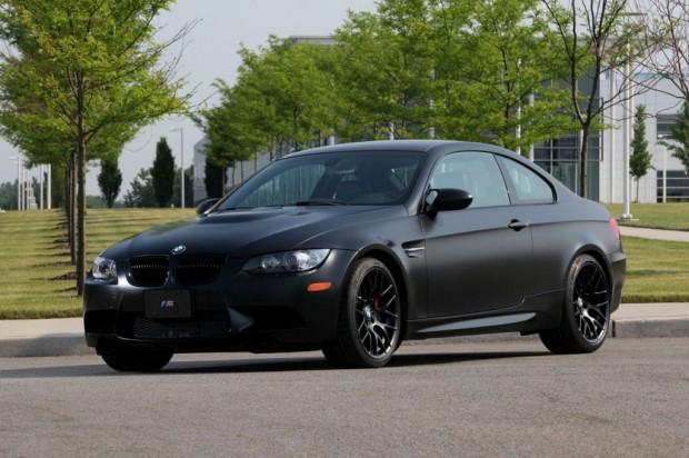 BMW M3 Frozen Black Edition Coupe