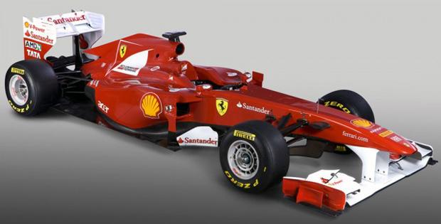 Ferrari y Shell, una publicidad
