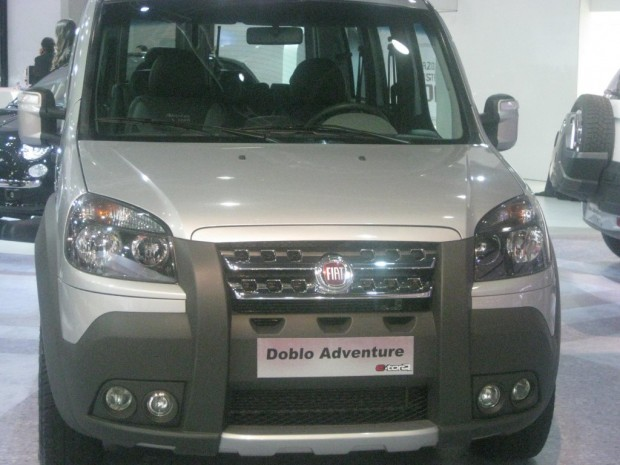 Nuevo Fiat Doblo Adventure