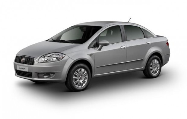 Fiat Linea Gama 2012