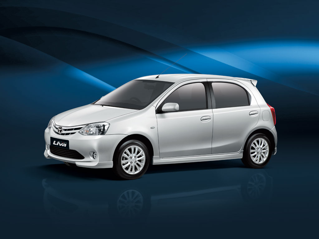 2011 Toyota Etios Liva Related Infomation Specifications