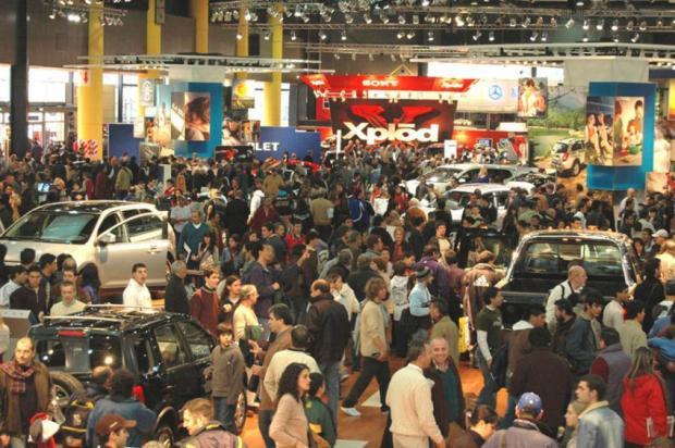Todas las novedades del Salón del Automovil Buenos Aires 2011