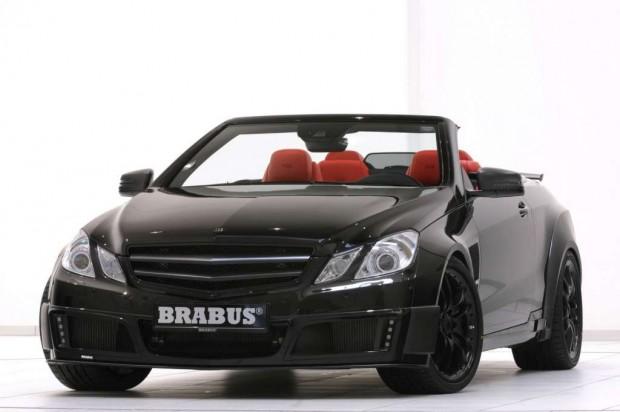 Brabus 800 E V12 Cabriolet, el cuatro plazas mas rápido del mercado
