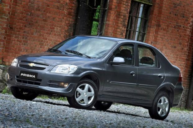 Chevrolet Prisma, desde 58.650 pesos