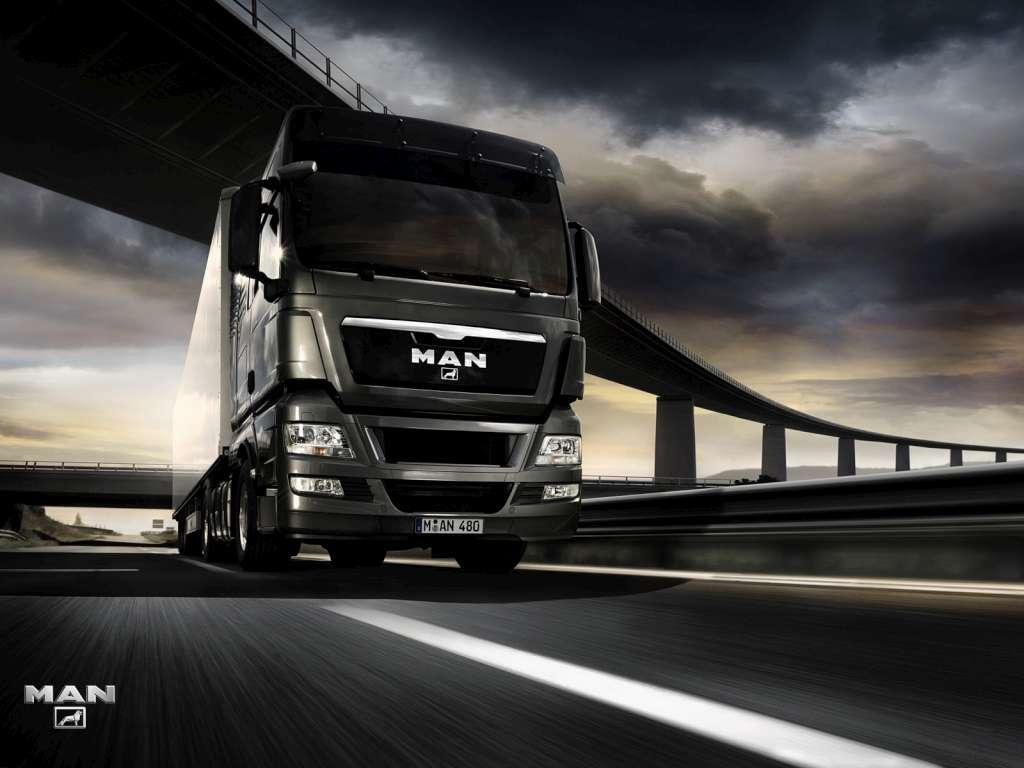 Camiones Man 9
