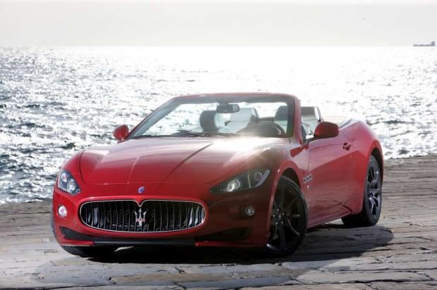 Maserati Gran Cabrio Sport, Nuevas imágenes oficiales