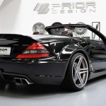 Mercedes Benz SL  r230 FL Black 04