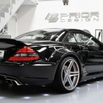Mercedes Benz SL  r230 FL Black 05