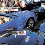 Mega-incidente de Supercars en Montecarlo