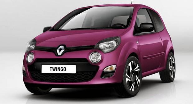 Renault Twingo 2012, primeras imágenes