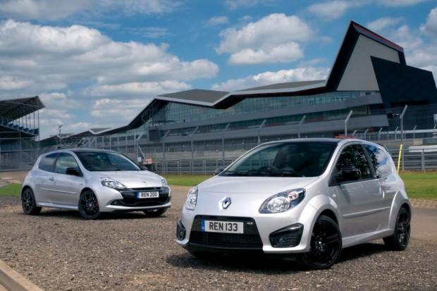 Renault Twingo y Clio, RS Silverstone GP Edition