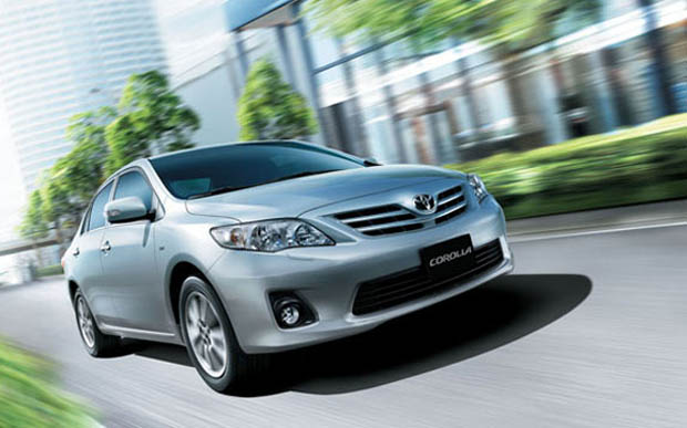 Toyota Corolla 2012, con Sistema DUAL VVT-i