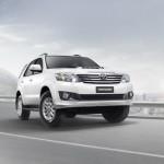 Toyota Fortuner 2012 20