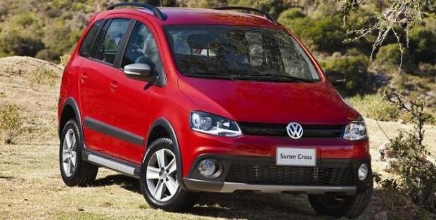 Volkswagen Suran Cross, por 95.990 pesos