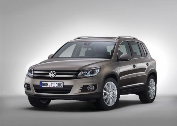 Volkswagen Tiguan 2011, equipamiento