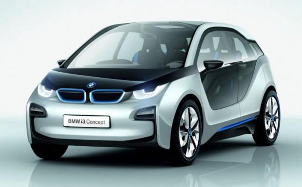 BMW i3, i8 Concept