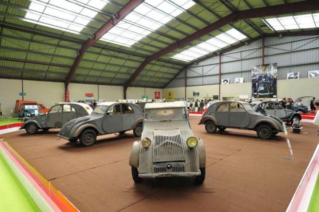 19º encuentro mundial de los amigos del Citroën 2CV