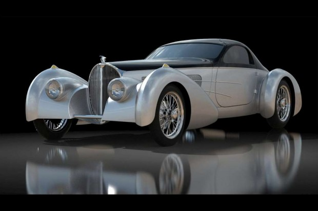 Delahaye USA Type 57S Bella Figura Coupé