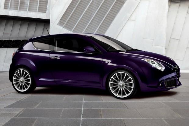 Alfa Romeo MiTo TwinAir 2012