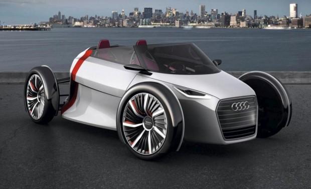 Audi Urban Concept, primeras fotos oficiales