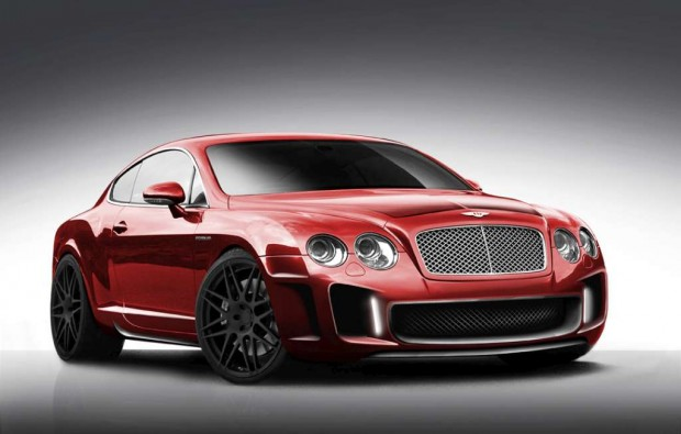 Bentley Continental GT Special By Imperium