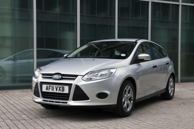 Ford Focus III Studio, Reino Unido