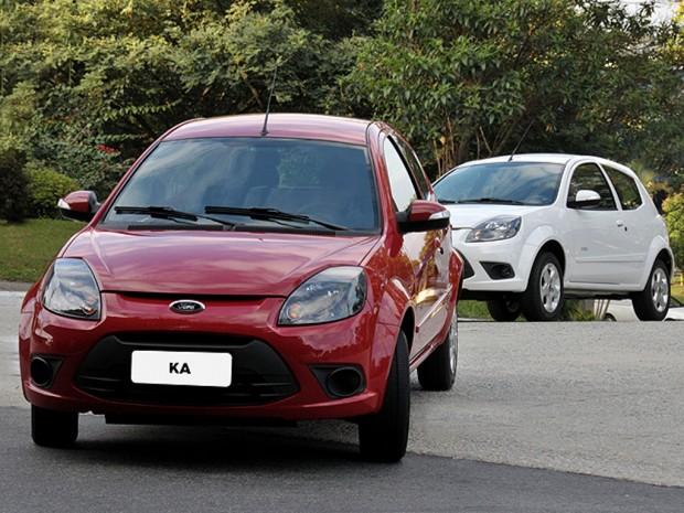 Ford Ka 2011, lanzamiento oficial y precios