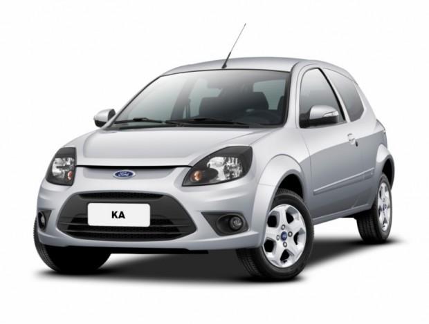 Nuevo Ford Ka en los concesionarios de Argentina