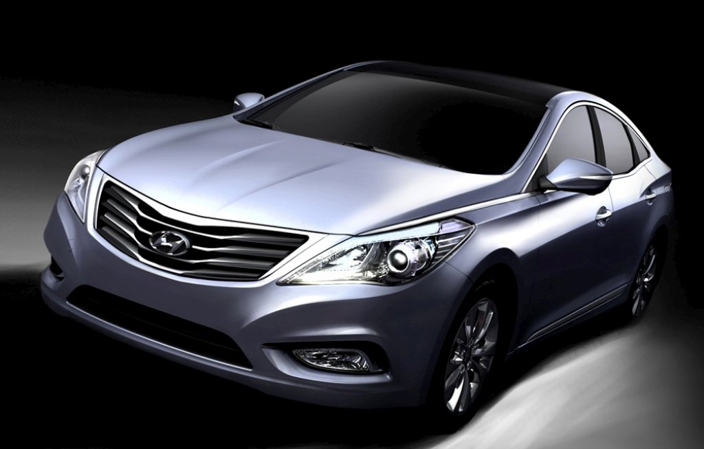 Hyundai Azera, llega a Chile � Mundoautomotor