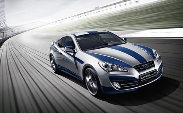 Hyundai Génesis Coupé GT  para  Alemania