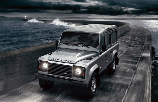 Land Rover defender 2.2 diesel