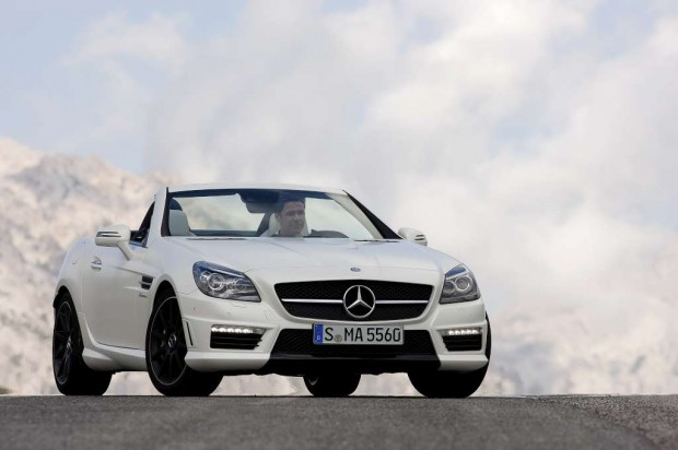 Nuevo Mercedes Benz SLK 55 AMG