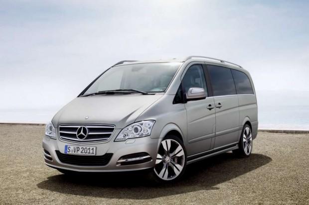 Mercedes Benz Viano Vision Pearl concept