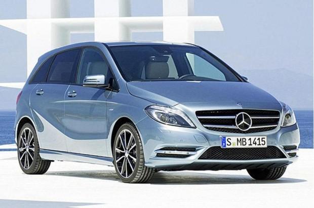 Nuevo Mercedes Benz Clase B